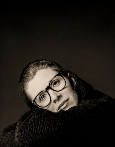 Carrie Fisher, Los Angeles, 1990, Archival Pigment Print