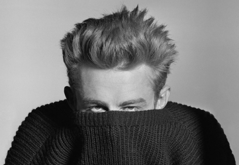 James Dean (Pullover Sweater), 1955