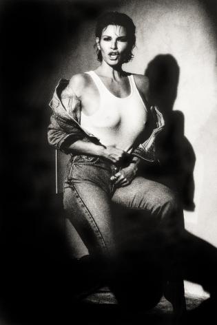 Raquel Welch, Los Angeles, 1989, Archival Pigment Print