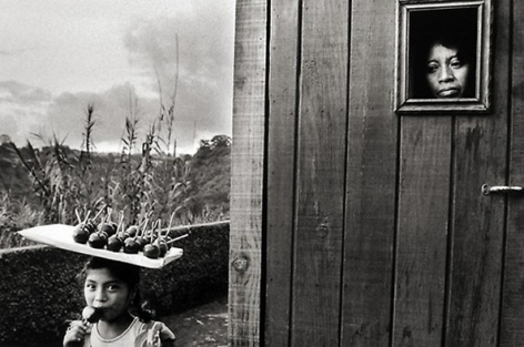 Candy Apples, The Outskirts of Guatemala City, Guatemala 1978, 16 x 20 inches, Silver Gelatin Photograph