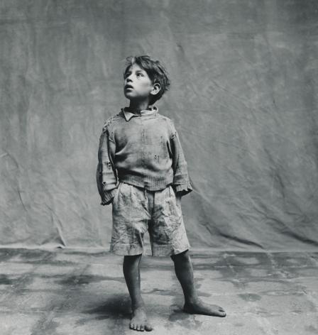 Street Child, Cuzco, 1948