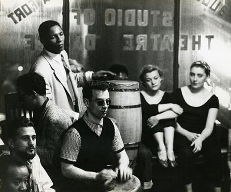 Syvilla Fort Dance Studio, New York City 1955
