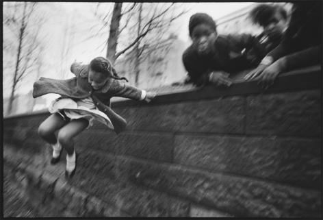 Central Park, New York City, 1967, Silver Gelatin Photograph