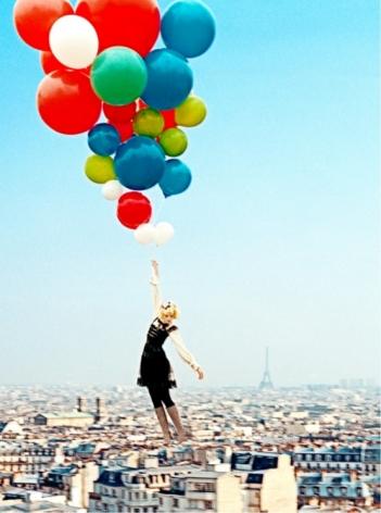 Bye Bye Paris, Paris, 2006, Archival Pigment Print