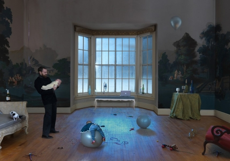 The After Party, 2010, 22 x 29 Inches, Archival Pigment Print, Edition of 25