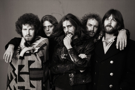 The Eagles, Los Angeles, 1976