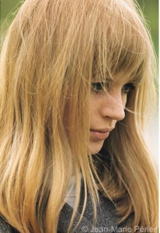 Marianne Faithfull, London, June 1965, C-Print