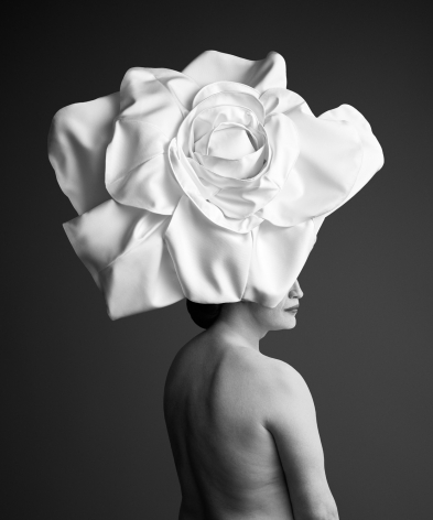 Patrick Demarchelier / Christy Turlington, British VOGUE, New York (1922), 2017, 24 x 20 Archival Pigment Print, Ed. of 35
