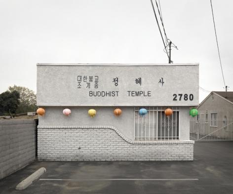 Jung Hye Sa, Anaheim, California, 2008, Ed. 20, 16 x 19-1/4 Archival Pigment Print