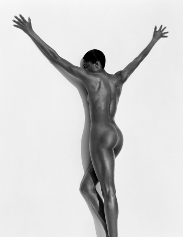 Untitled Nude V, Los Angeles, 1997, 16 x 20 Inches, Silver Gelatin Photograph, Edition of 25