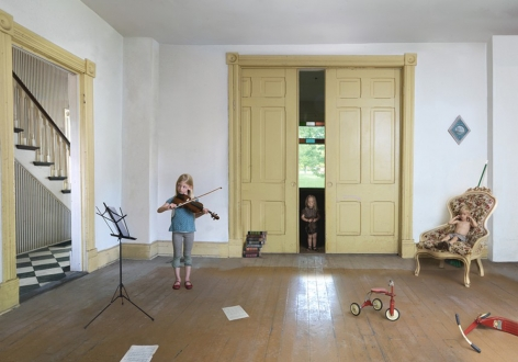 Concert, 2010, 22 x 29 Inches, Archival Pigment Print, Edition of 25