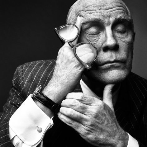 Irving Penn / Truman Capote, New York (1965), 2017, 10 x 8 Archival Pigment Print, Ed. of 35