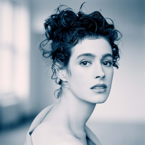 Sean Young, Portrait, New York, 1989, Archival Pigment Print