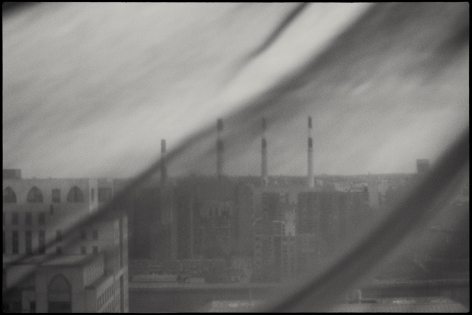 19th Floor Curtain, 2016 (Plate 65), Combined Edition of 15 Photographs:
