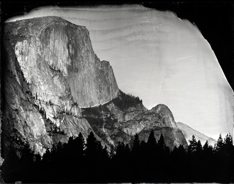Half Dome, Yosemite, 2012