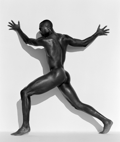 Colin Jackson V, Miami, 1997, 24 x 20 Inches, Silver Gelatin Photograph, Edition of 25