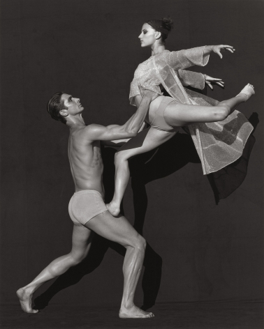 Corps et Âmes - 21, Los Angeles, 1999, 14 x 11 Inches, Silver Gelatin Photograph, Edition of 8