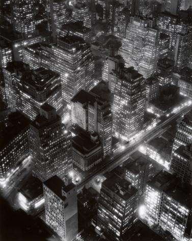 Nightview, New York, 1932