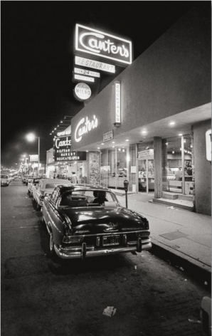 Canter's, 2 A.M., 1966