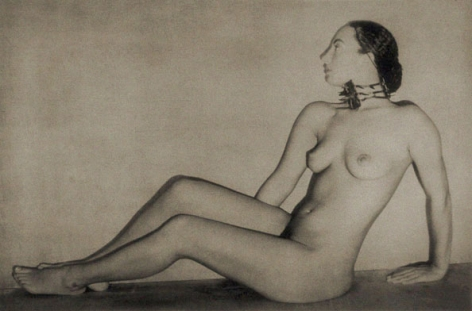 Nude with One Thing On, 1998, 21-3/4 x 33 Fresson Print, Ed. 15