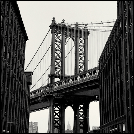 Empire State Building, 2008 (Plate 12), Combined Edition of 15 Photographs:
