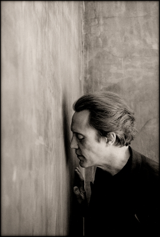 Christopher Walken, Los Angeles, 1996, Archival Pigment Print