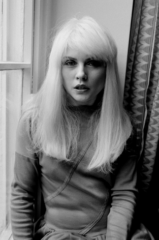 Debbie Harry, London, 1981, 20 x 16 inches - Archival Pigment Print - Edition of 50