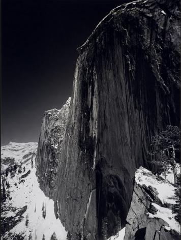 Ansel Adams, Monolith, The Face of Half Dome, Yosemite National Park, California, 1927