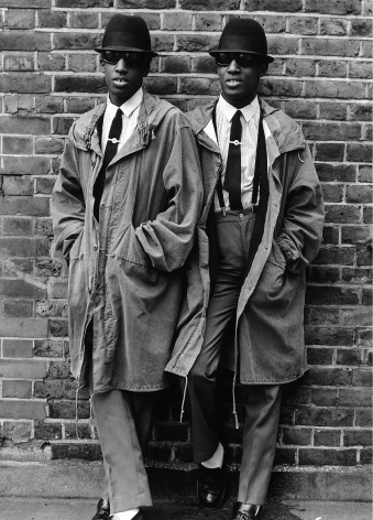 The Islington Twins London, 1979, 20 x 16inches - Archival Pigment Print - Edition of 50