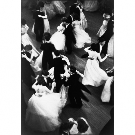 Queen Charlotte's Ball, London, 1959, 14 x 11 Silver Gelatin Photograph