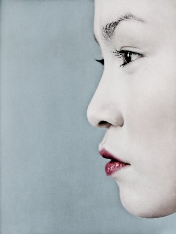 "Saran Tuya from the series ""Blue Moon,"" 2009"