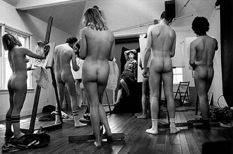 East Hampton, 1983, 16 x 20 Silver Gelatin Photograph