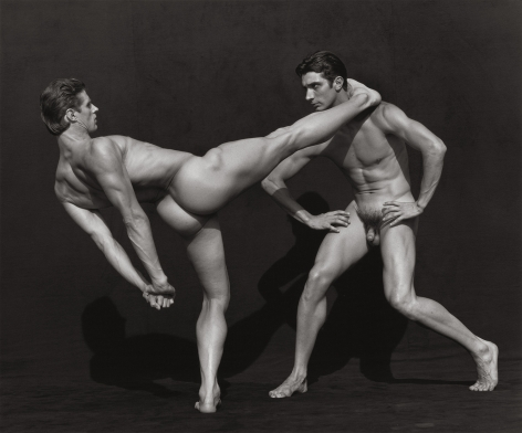 Corps et Âmes - 25, Los Angeles, 1999, 11 x 14 Inches, Silver Gelatin Photograph, Edition of 6