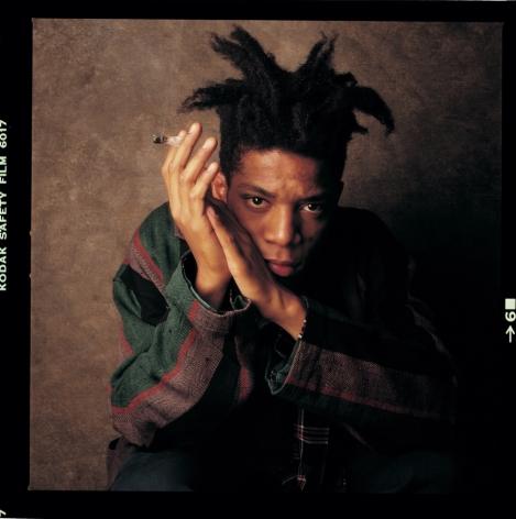 William Coupon, Jean Michel Basquiat, New York, NY, 1987