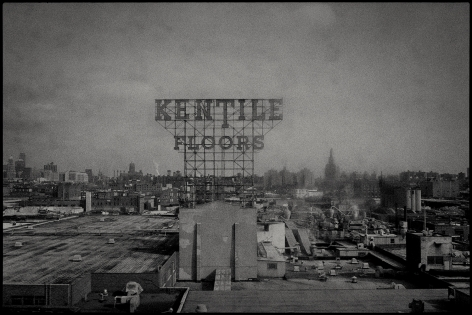 Kentile Floors, 1988 (Plate 66), Combined Edition of 15 Photographs: