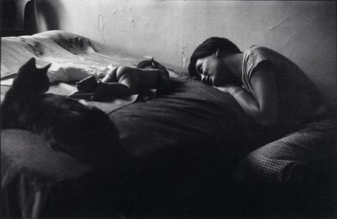 New York City, 1953, 16 x 20 Silver Gelatin Photograph
