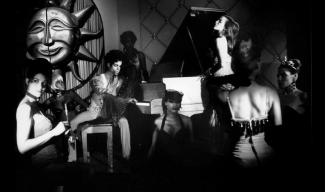 Club in the Afternoon, c. 1990's, Archival Pigment Print, Combined Ed. of 50