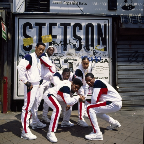 Stetsasonic, Brooklyn, 1988 , 20 x 16 inches - Archival Pigment Print - Edition of 50