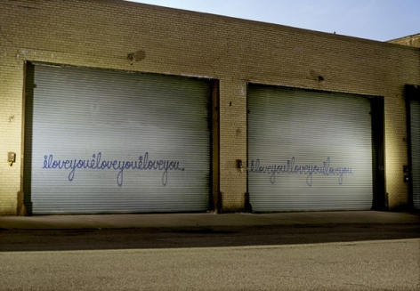 Iloveyou, 2006, 20 x 24 Digital C-Print, Ed. 15