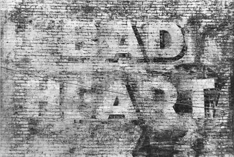 Bad Heart (Downtown Los Angeles), (Later Print made in Artist's Lifetime), 1961