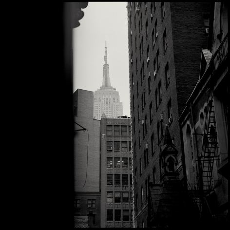 Empire State Building, 1988 (Plate 25), Combined Edition of 15 Photographs: