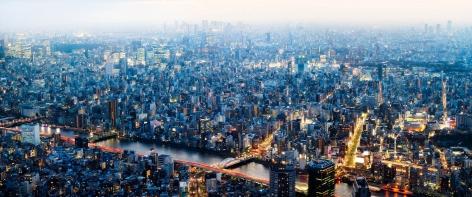 TOKYO NIGHTS, Archival Pigment Print