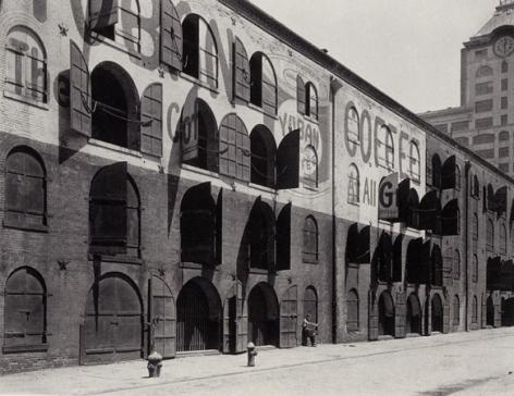 Yuban Warehouse, New York, 1936