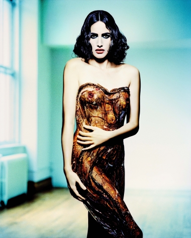 Andie MacDowell, I, New York, 1989, Archival Pigment Print