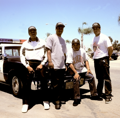 NWA, Torrance, CA, 1990, 16 x 20 inches - Archival Pigment Print - Edition of 50