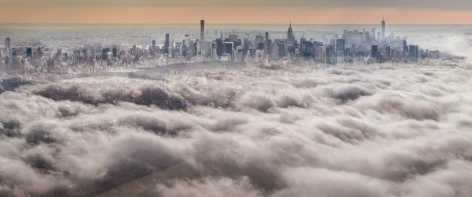 ABOVE THE CLOUDS, Archival Pigment Print