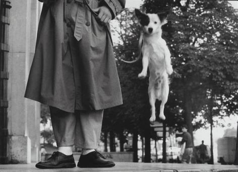 Paris, 1989, 16 x 20 Silver Gelatin Photograph