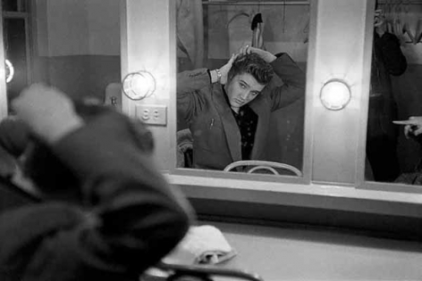 The Final Touch in the Dressing Room, 1956