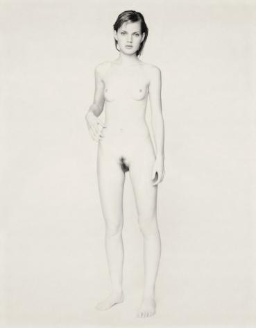 Guinevere, Paris,1996, Archival Pigment Print