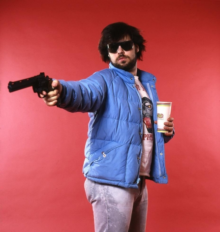 Rick Rubin, Manhattan, 1985